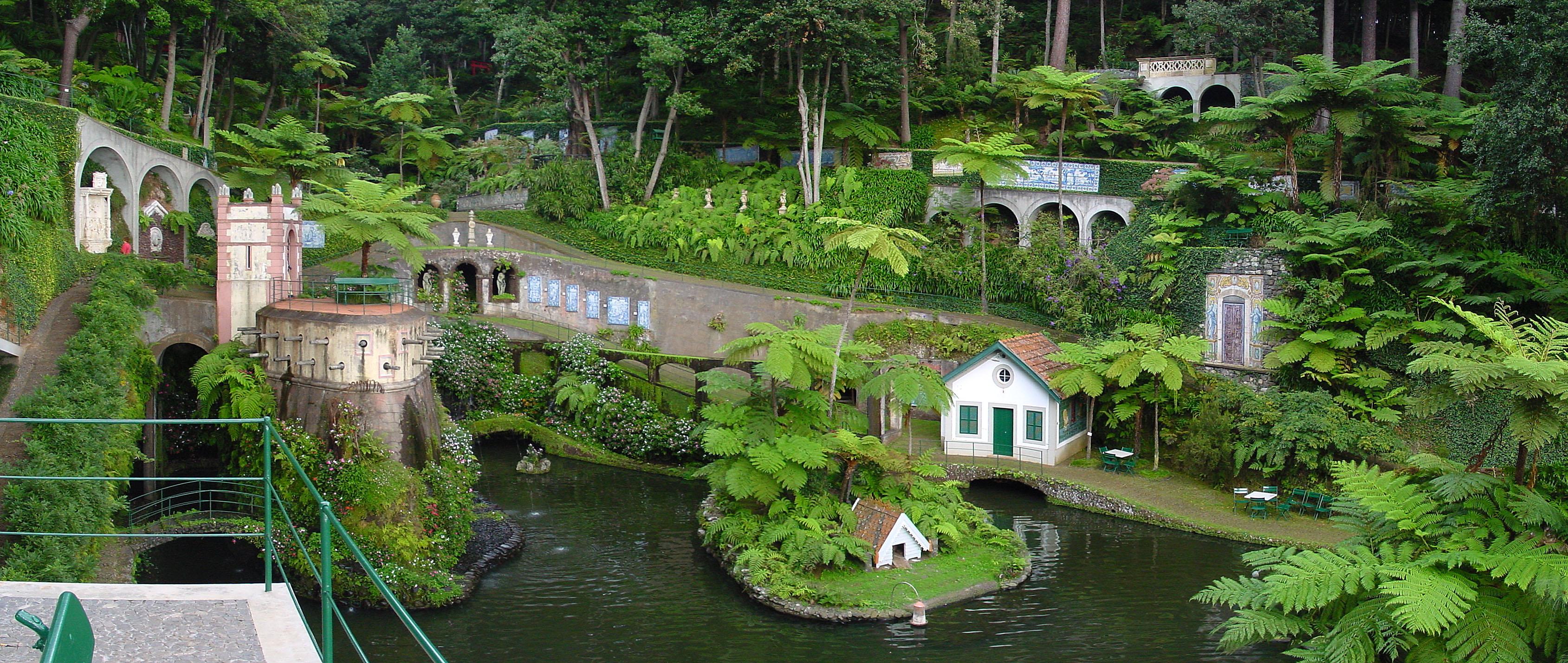 Imagini pentru Gradinile Tropicale MADEIRA
