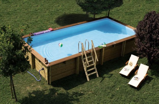 Gradina cu piscina cum sa ai propria oaza de relaxare for Amenajari piscine